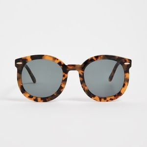 "NIB Karen Walker ""Super Duper"" 55mm sunglasses"